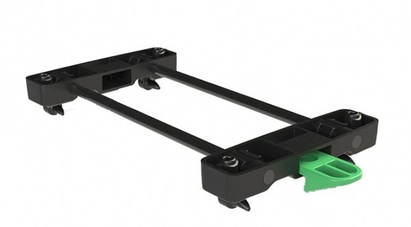 Racktime System Adapter Snap-it Lochabstand 195 x 100mm