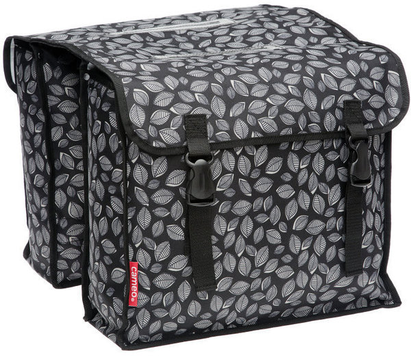 New Looxs Doppelpacktasche Cameo 46l leaf black